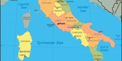 Velence Terkep Terkep Velence Olaszorszag